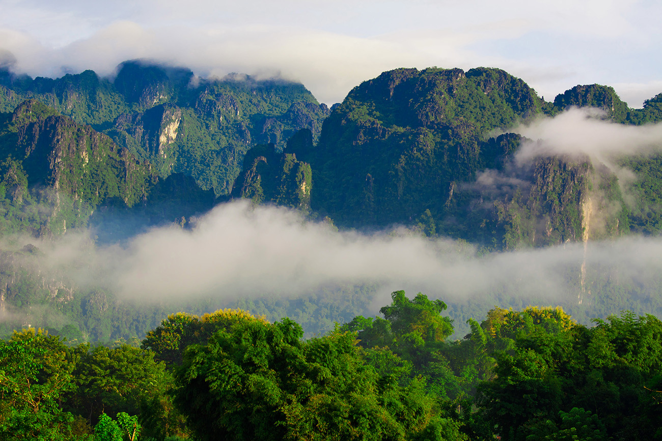 NORTHERN LAOS – INTO THE WILD