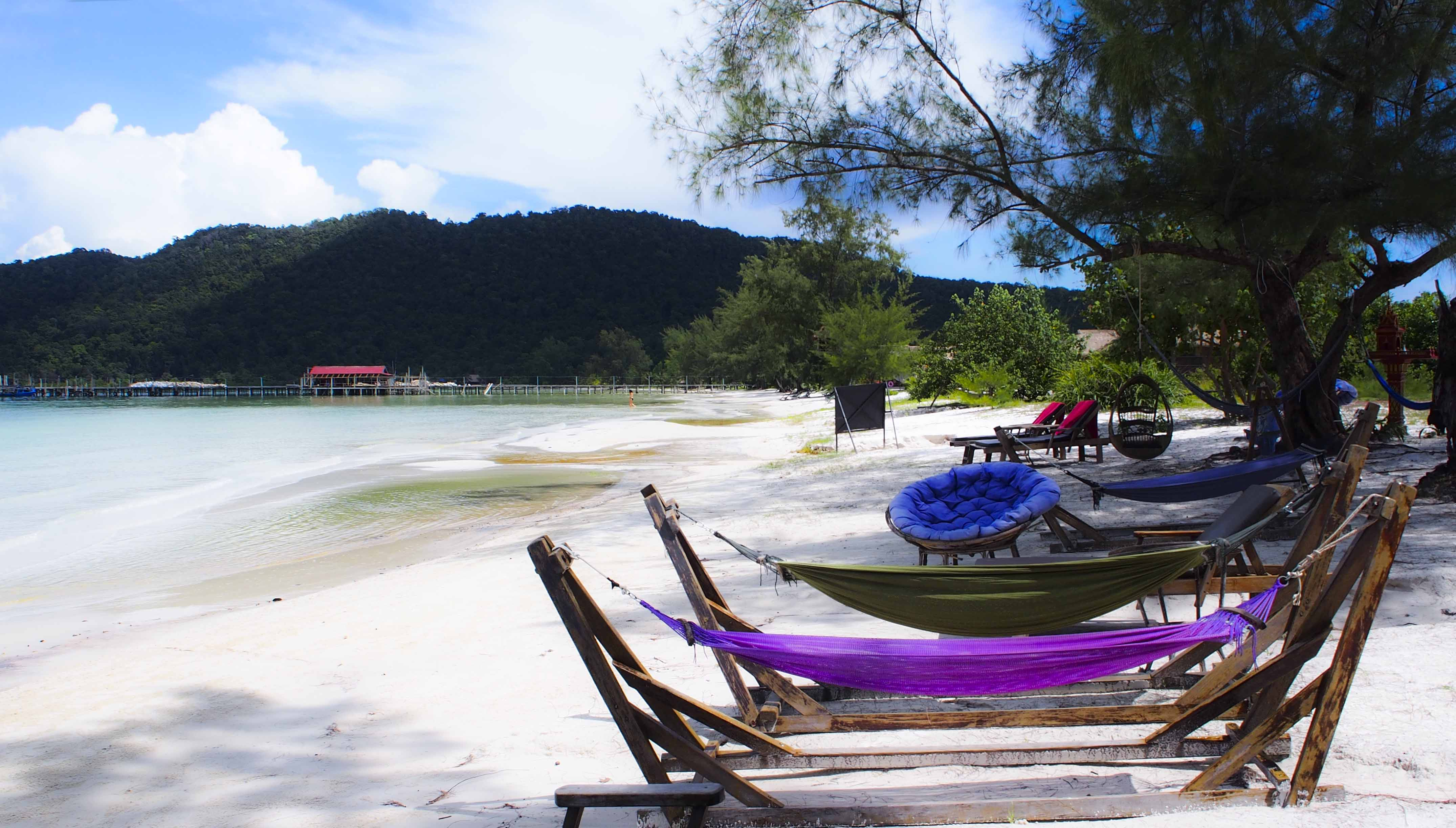 WHAT TO DO IN KOH RONG SAMLEOM