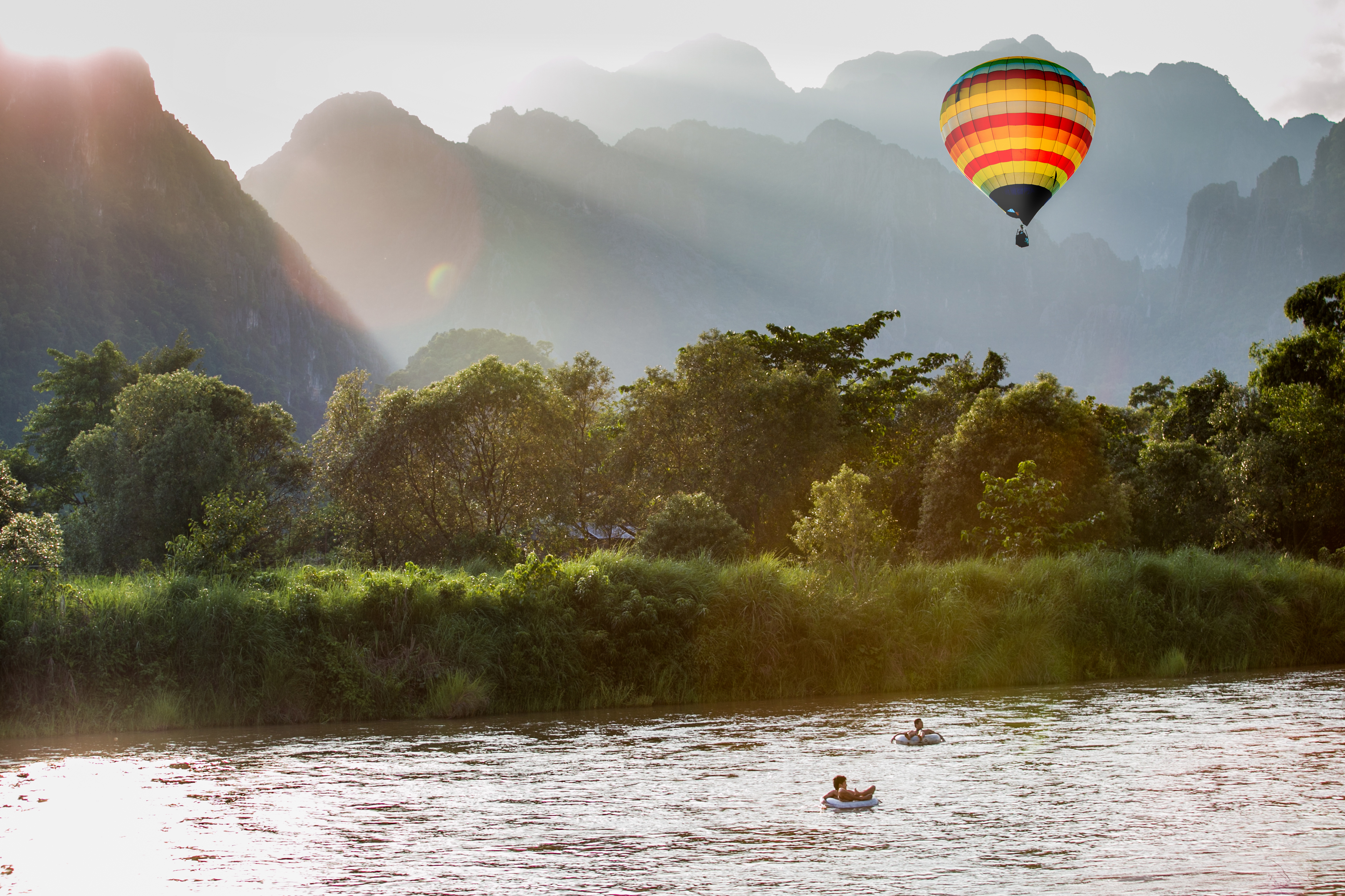 TIPS FOR TUBING IN VANG VIENG (FOR PARTY LOVERS)