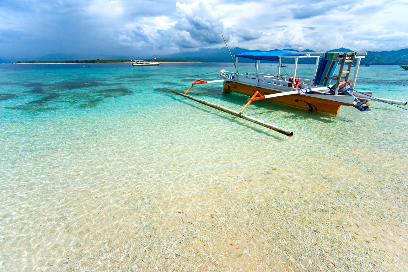 5 THINGS TO DO ON GILI AIR