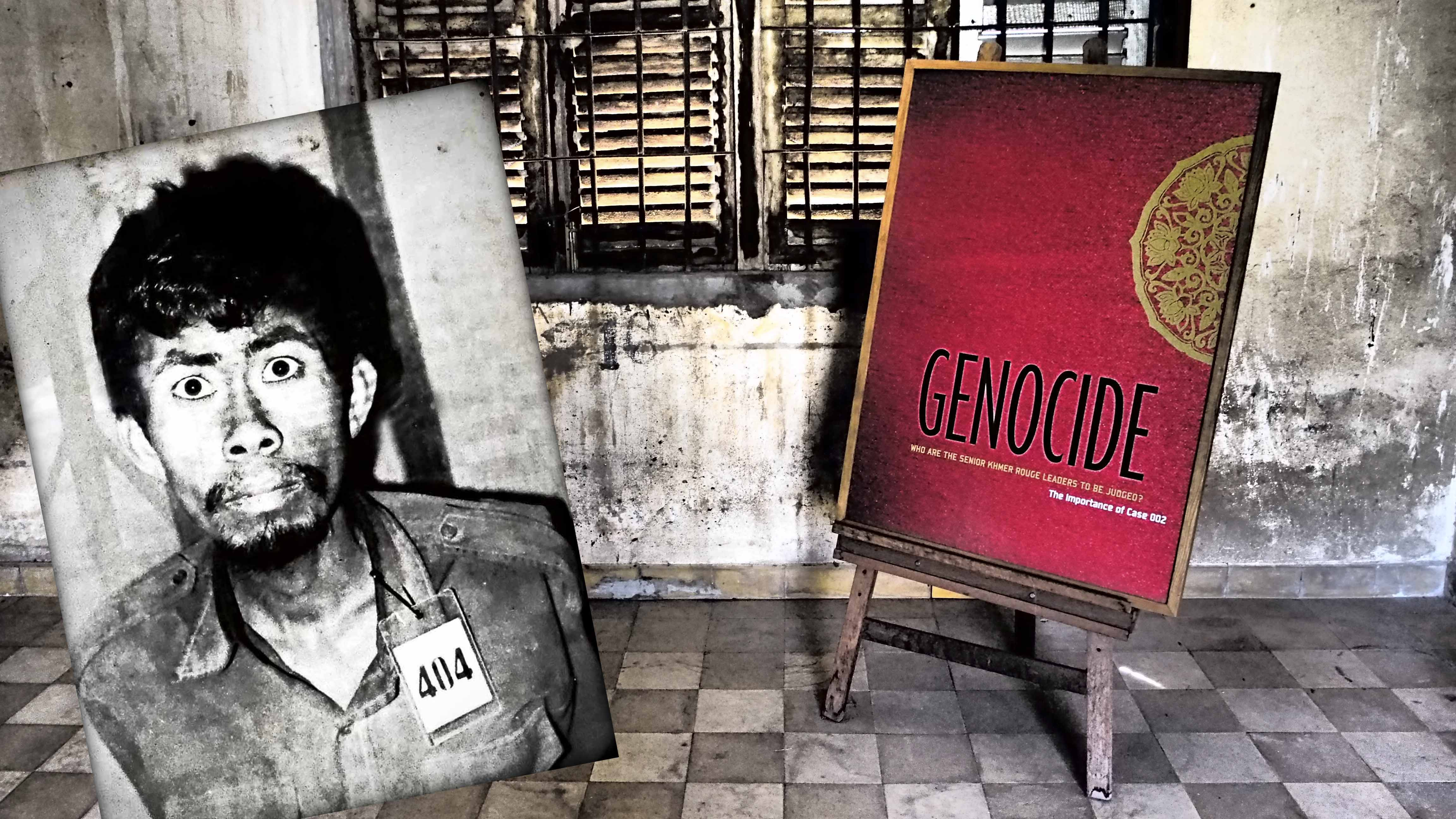 CAMBODIAN GENOCIDE (A MUST-READ FOR EVERY TRAVELLER)