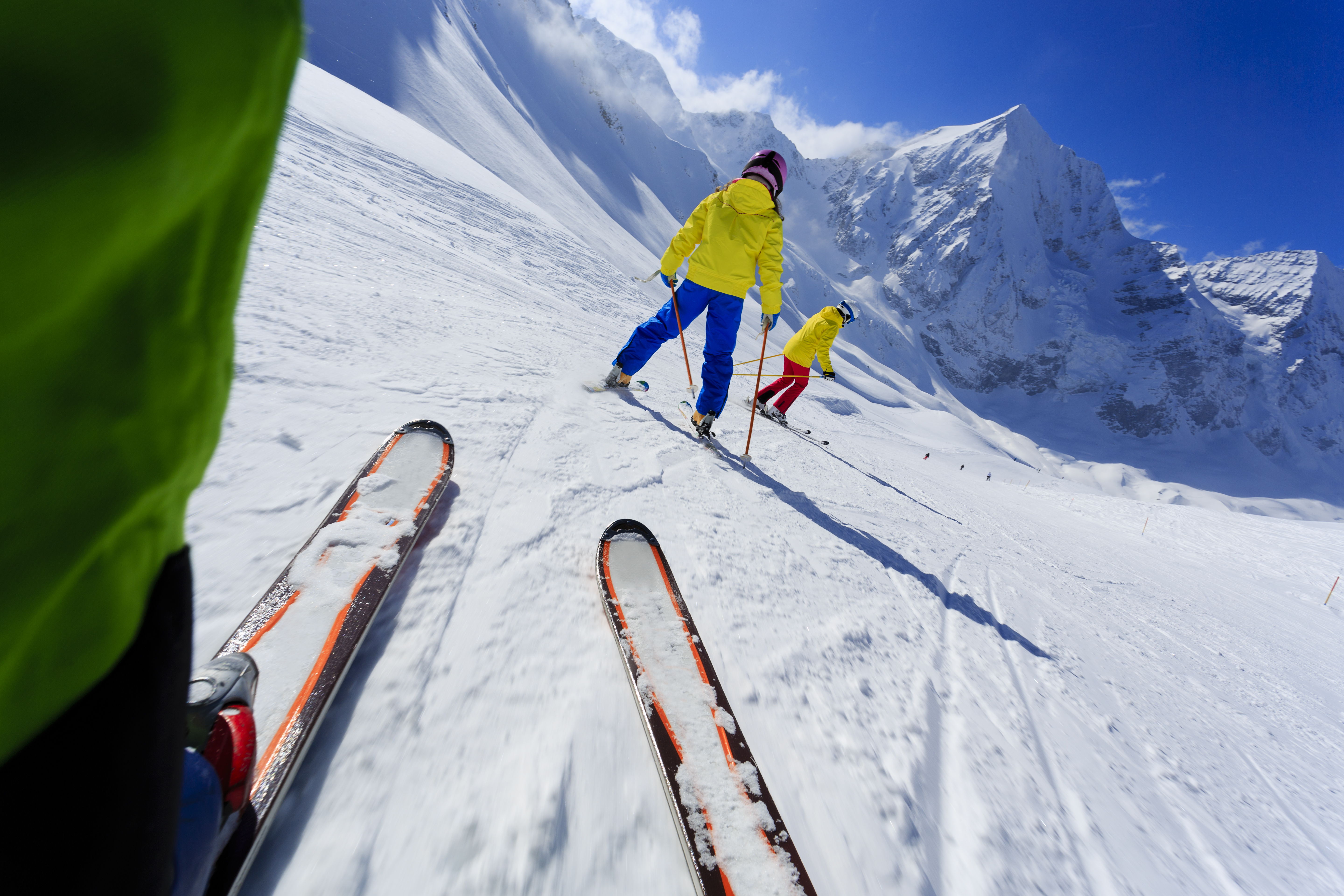 Working as a Ski instructor in Canada