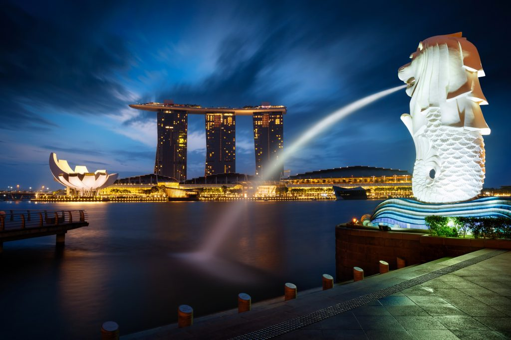 THE BEST OF SINGAPORE ON BUDGET