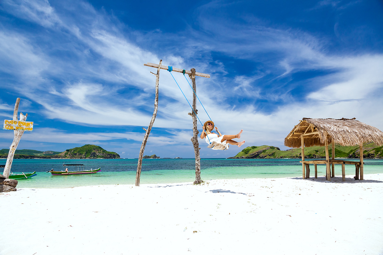 WHY LOMBOK IS A NEW 'MAGNET' FOR ALL BEACH BUMS