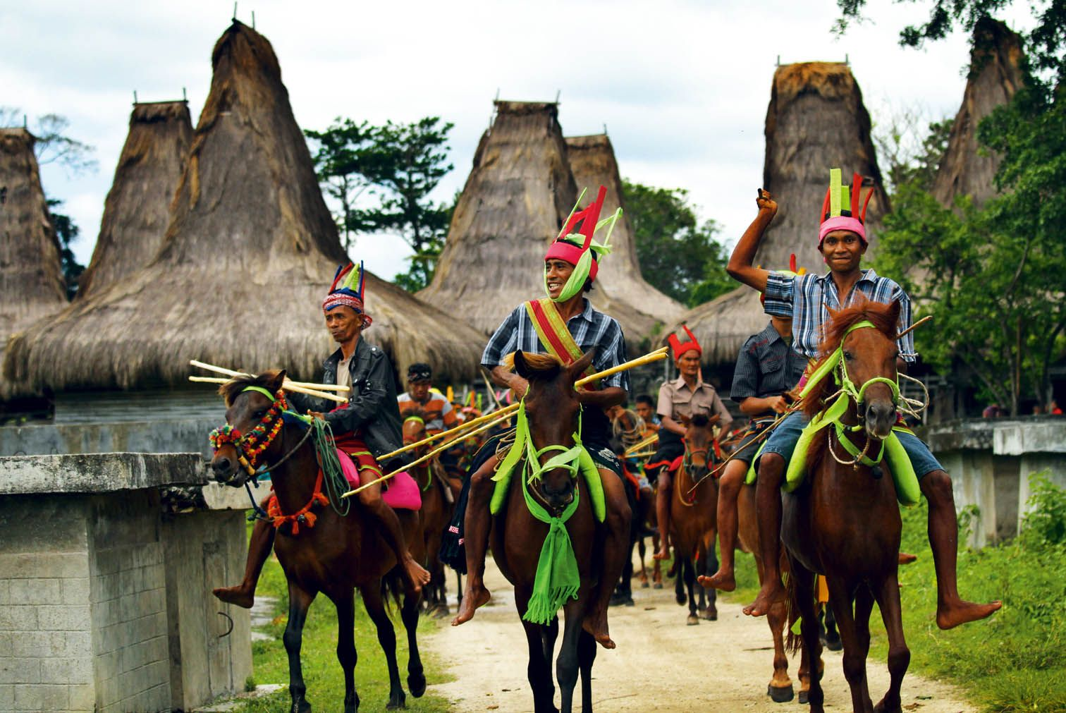 PASOLA & THE FORGOTTEN ISLAND OF SUMBA