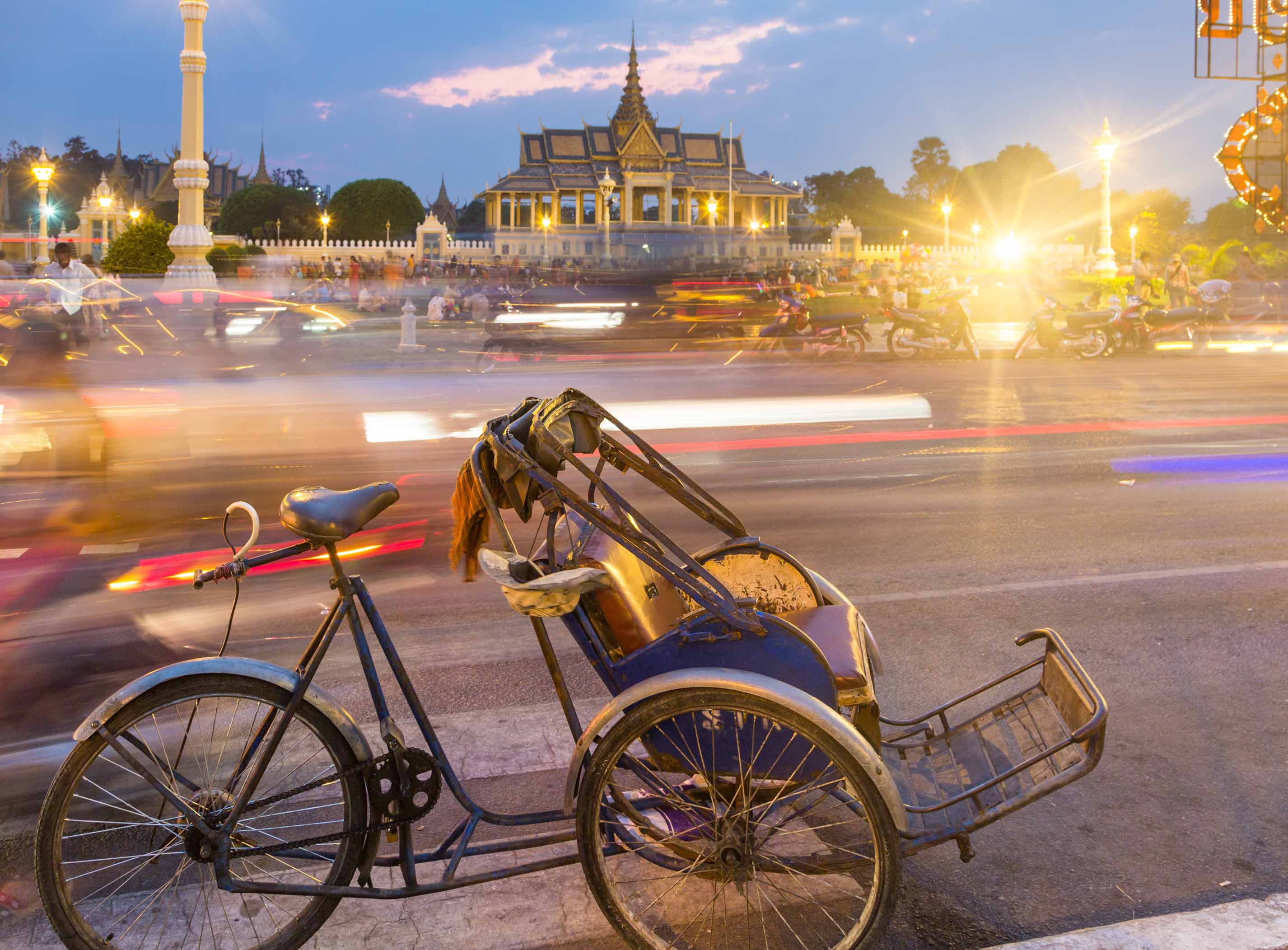 HOW TO SEE THE BEST OF PHNOM PENH IN ONE DAY