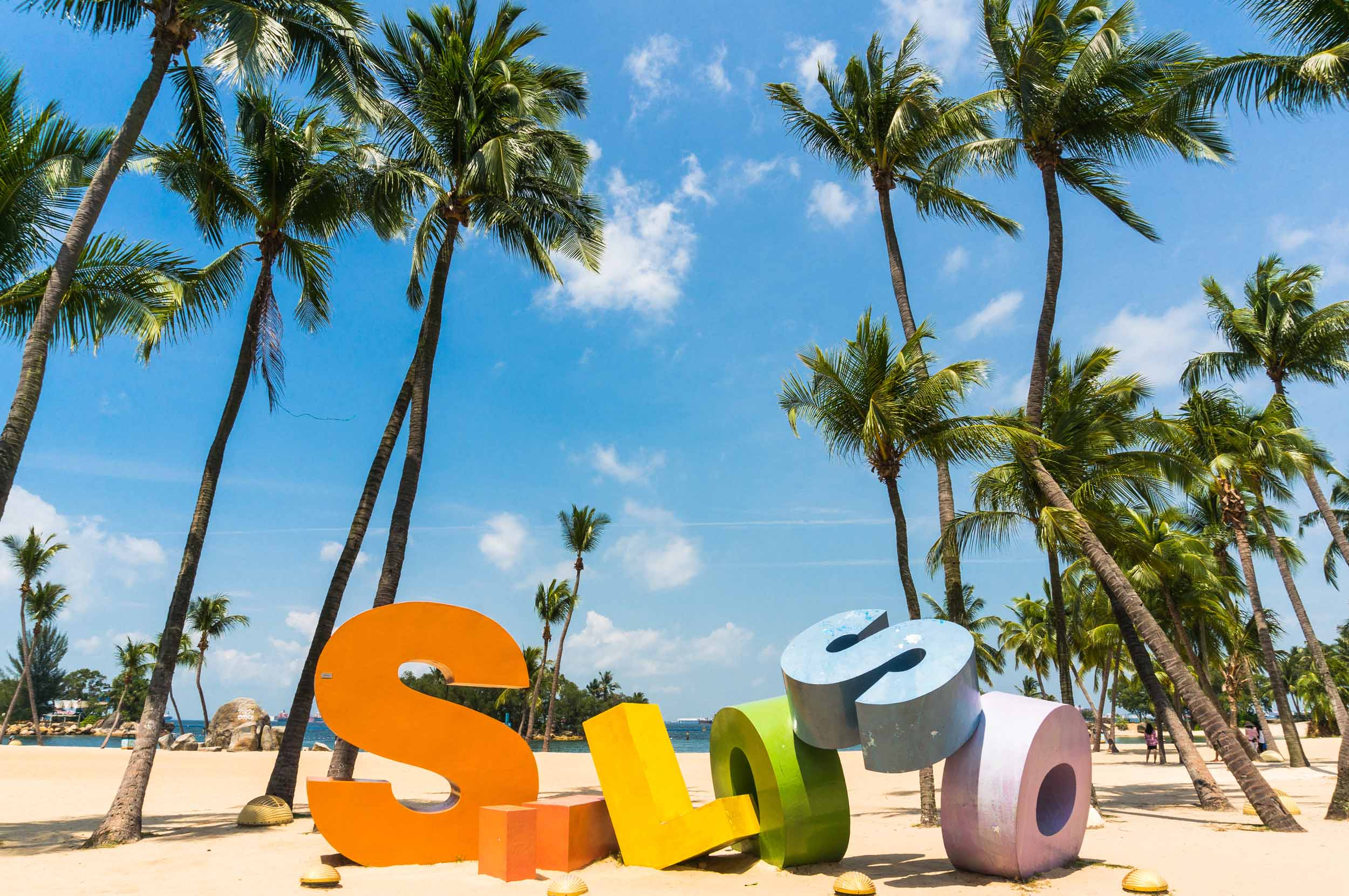 SENTOSA ISLAND – 5 THINGS TO DO IN THE STATE OF FUN