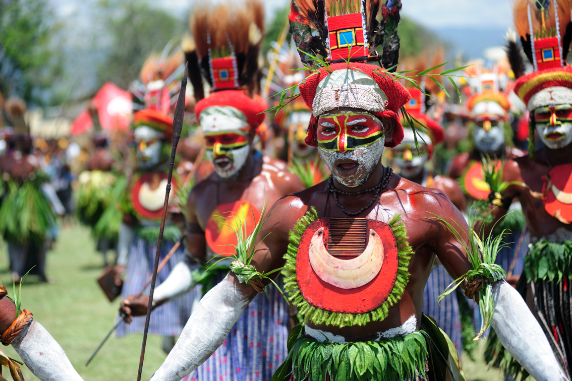 TOP 5 PAPUAN FESTIVALS TO VISIT