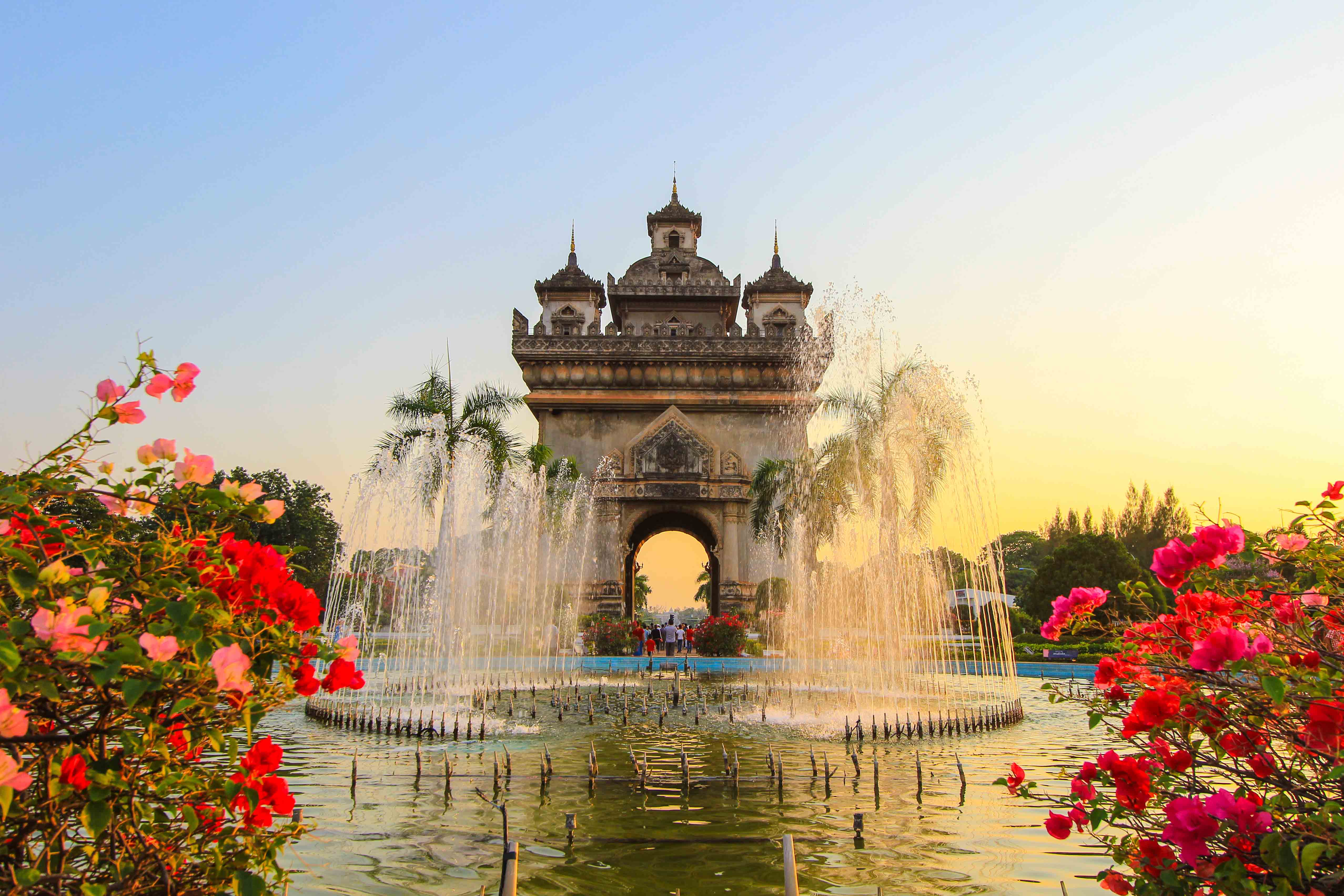 VISIT VIENTIANE – THE LITTLE FRANCE OF ASIA