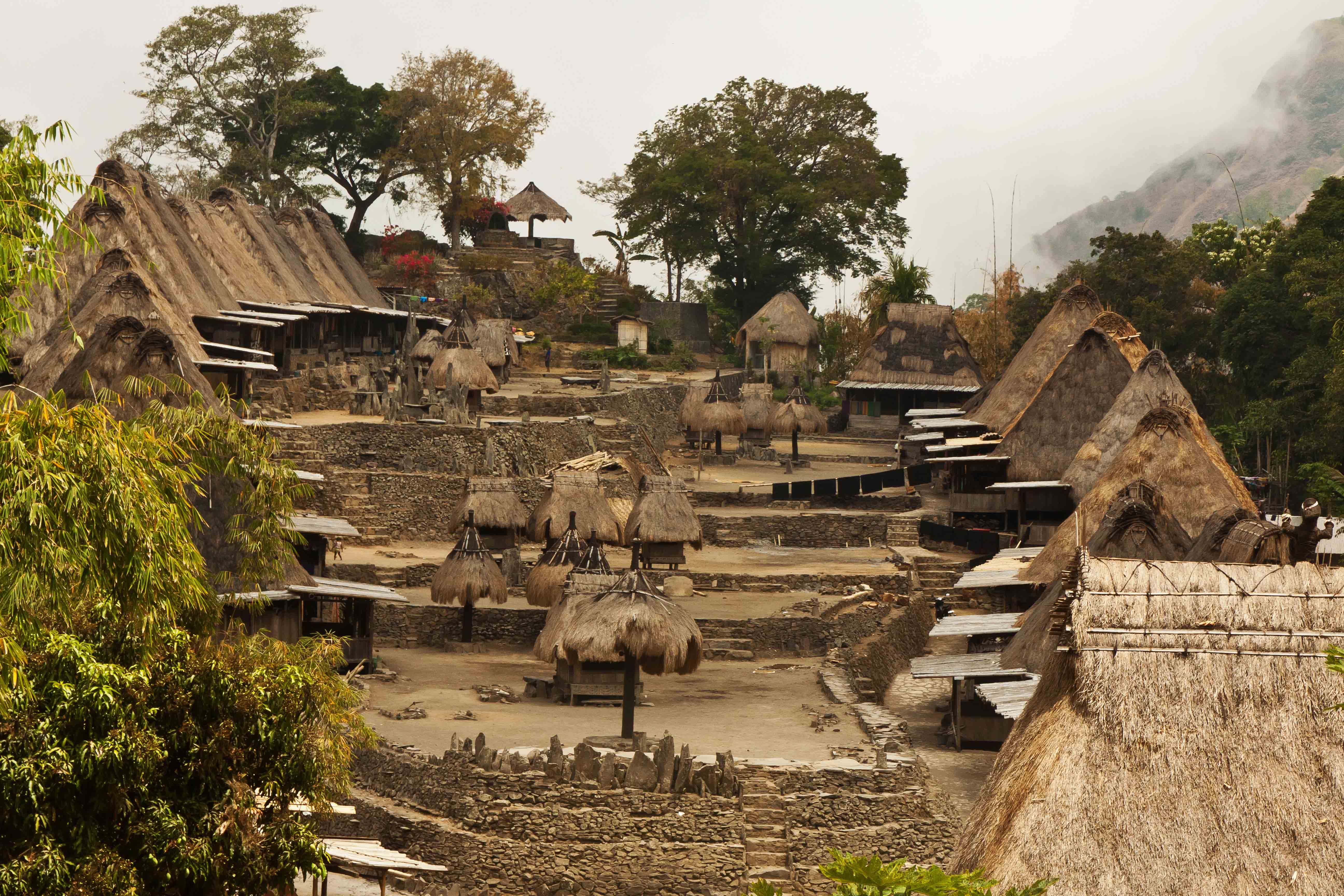 10 BEWILDERING TRIBAL VILLAGES IN INDONESIA (THAT WILL GIVE