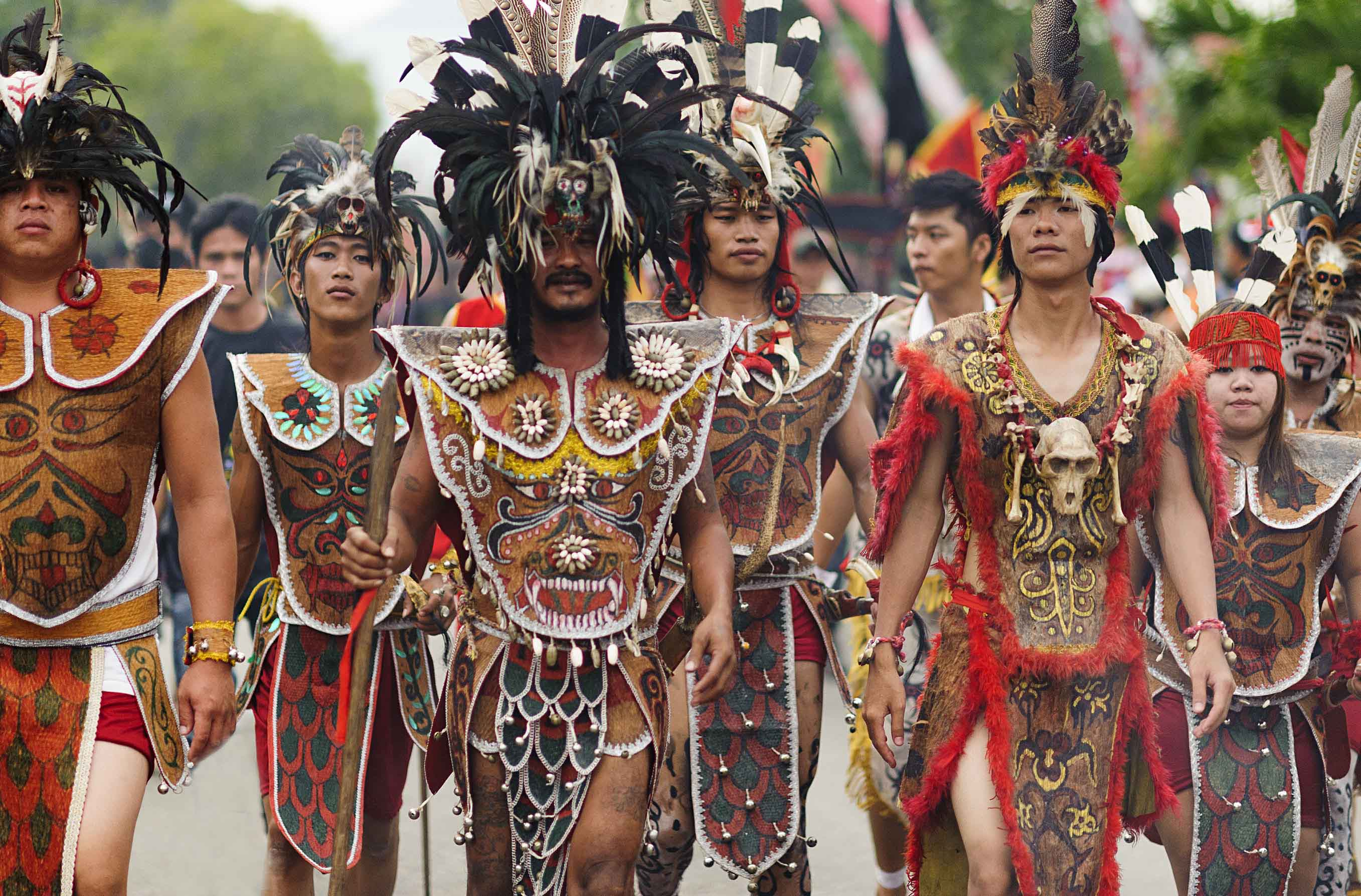 WEST KALIMANTAN & THE SHAMANS OF THE EQUATOR